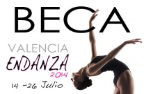 Scholarship to the International dance competition of Torrelavega