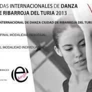 Esencia Danza Becará a uno de los participantes del J.I.D 13